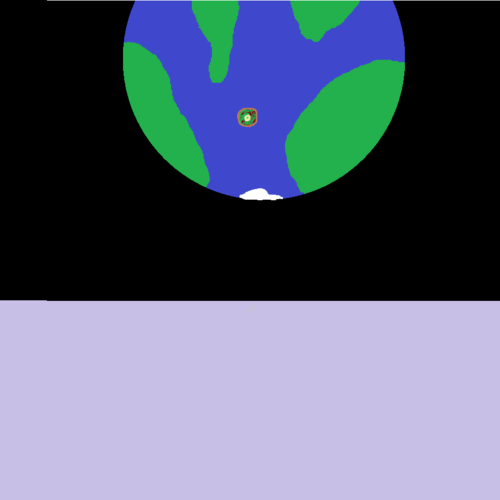 Default planet artwork for ccc