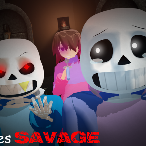 Default sans goes savage thumbnail