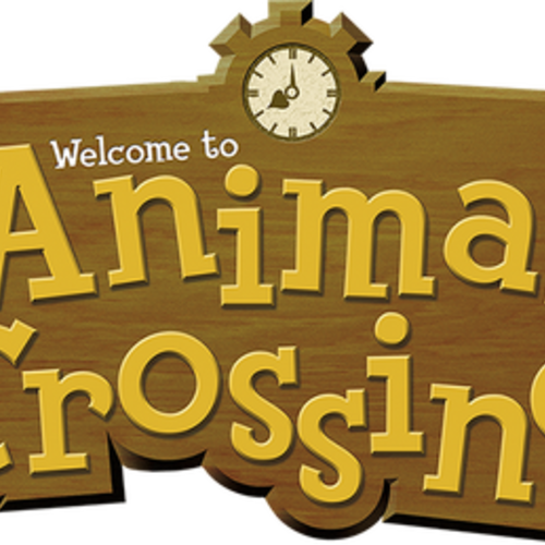 Default animal crossing logo