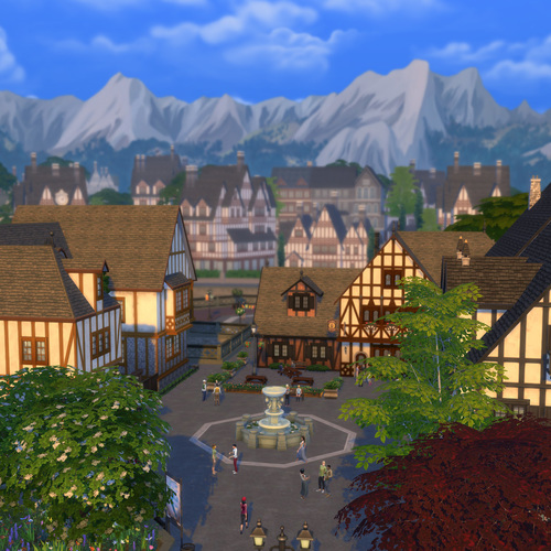 Default windenburg townsquare