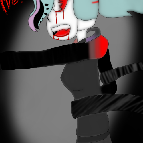 Default help me   haunted jackie transformtion