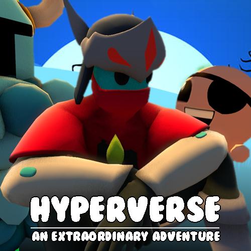 Default hyperverse screen shot