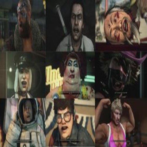 Default dead rising 3 psychopaths