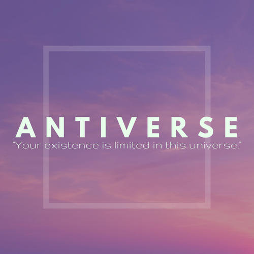 Default antiverse
