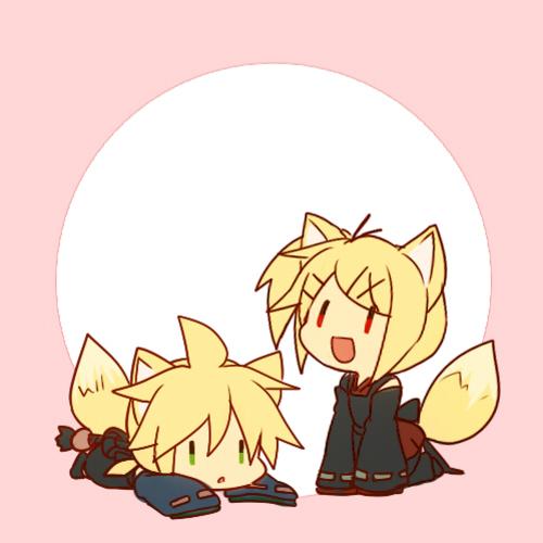 Default rin len foxes