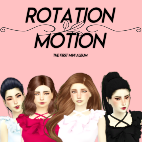 Default rotationmotion