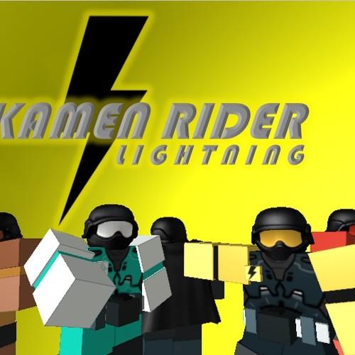 Default kr lightning all riders poster