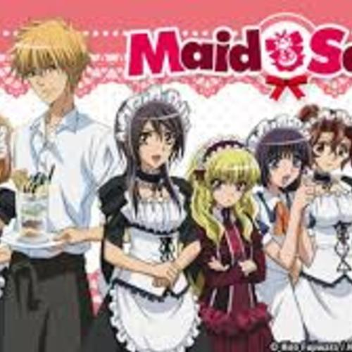 Default maid sama