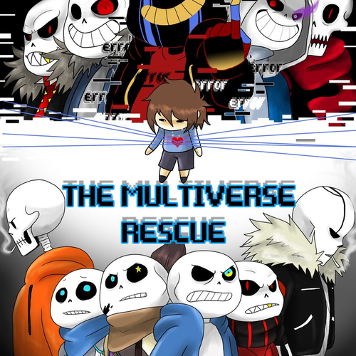 Default the multiverse rescue by aniitaruiz dab9m0m