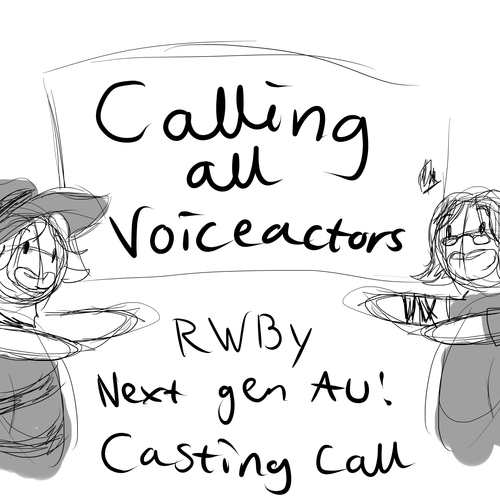 Default casting call