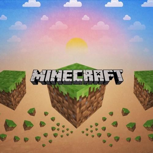 Default minecraft youtube channel art 980x551