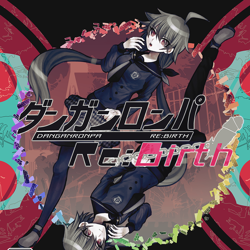 Default april fools danganronpa re birth boxart