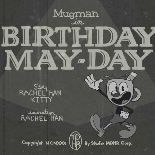 Default birthday mayday title card