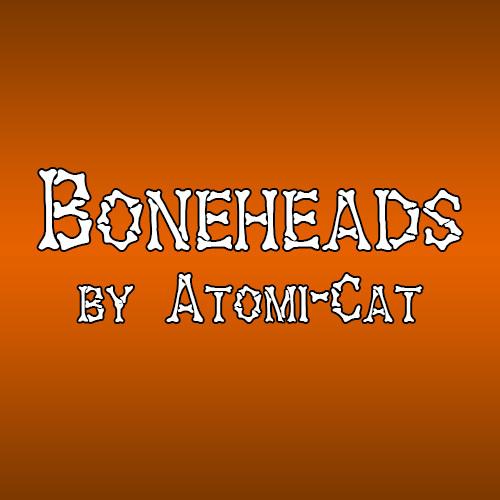 Default boneheads logo