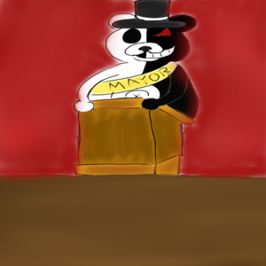 Default mayor monokuma