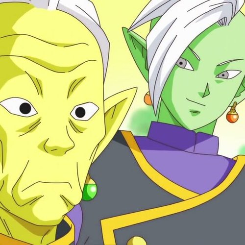 Default gowasu and zamasu by rizalnov09 dajg5en