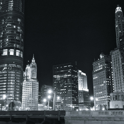 Default chicago   night