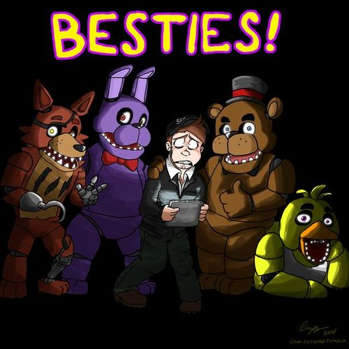 Default all animatronics