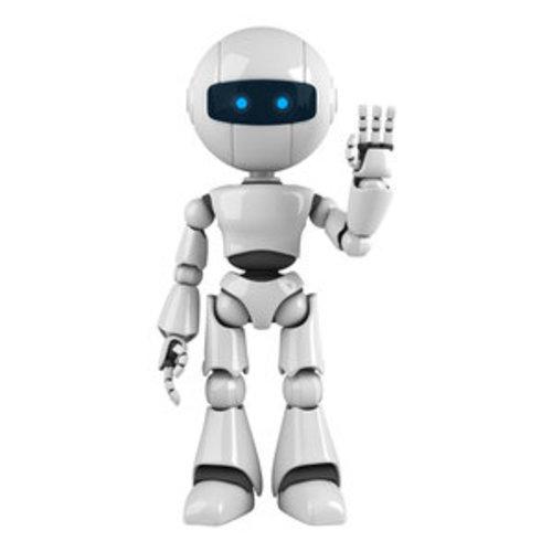 Default growing robot