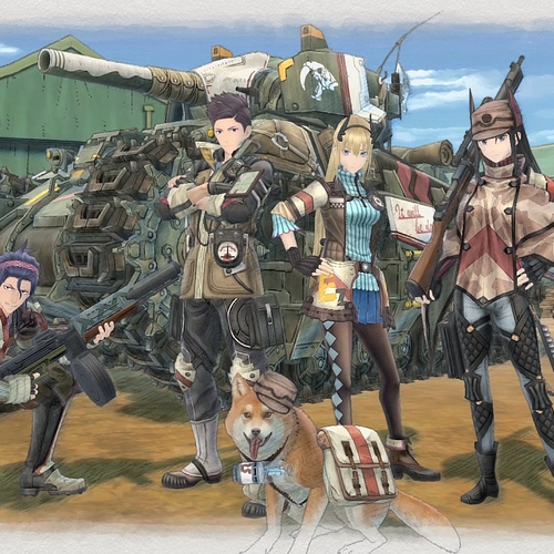 Default valkyria chronicles  4