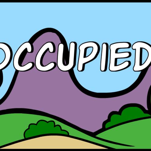 Default occupied title