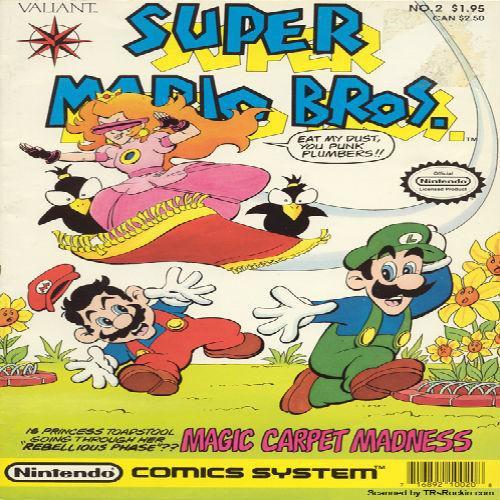 Default super mario bros comic dub title pic