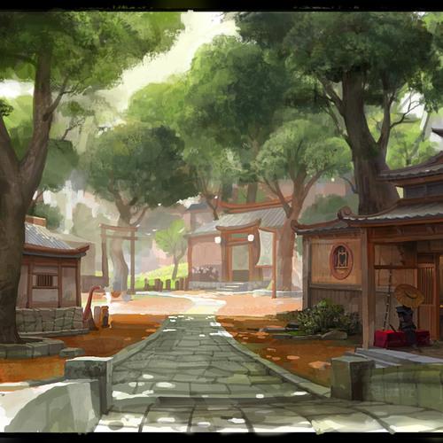 Default village by molybdenumgp03