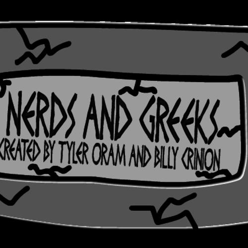 Default nerds and greeks logo