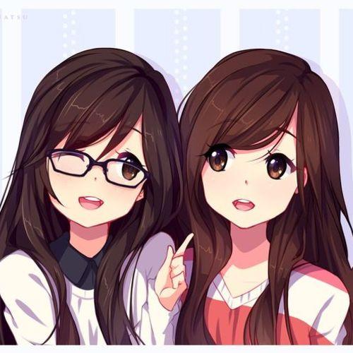 Default anime girl 014