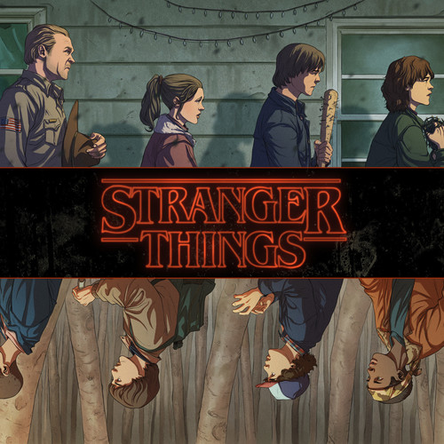 Default ario murti stranger things 2