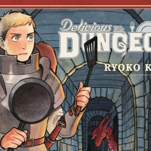 Default delicious in dungeon volume 1 header