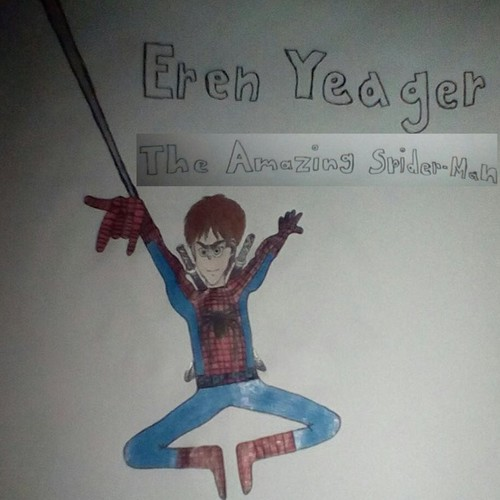 Default eren yeager the amazing spider man 2.0  2