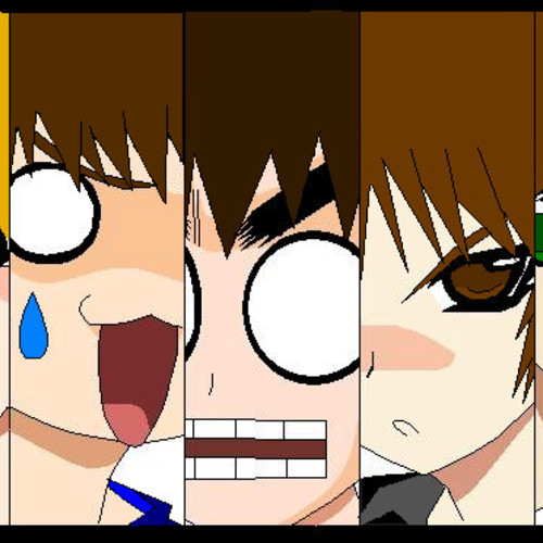 Default anime friends by ng2134 d32e5kv
