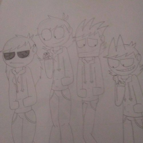 Default eddsworld next generation by theartqueen13 dbwgbod