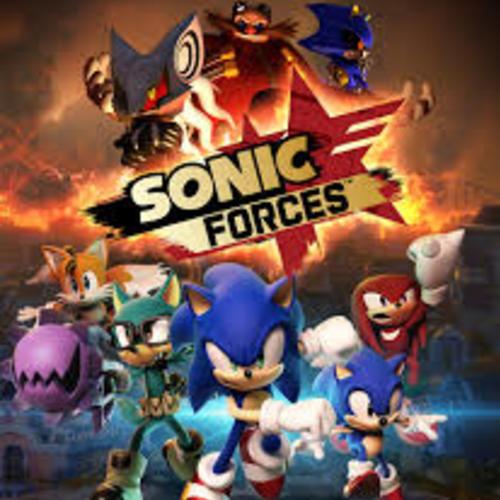 Default sonic forces fist bump cover image