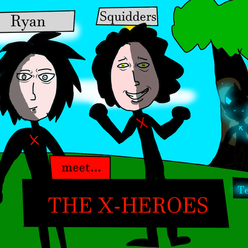 Default x heroes promo