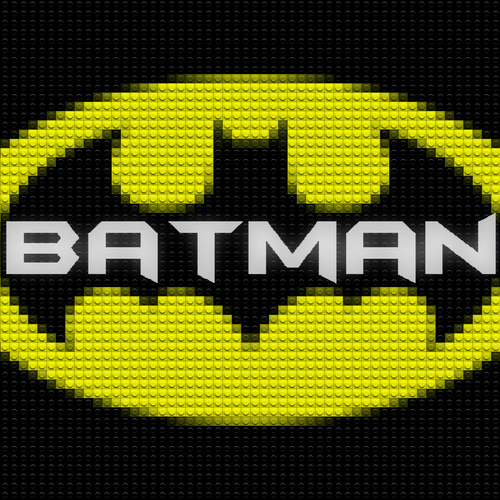Default batman series dccu logo