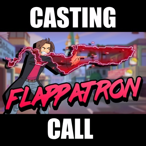 Default flappatron casting call photo