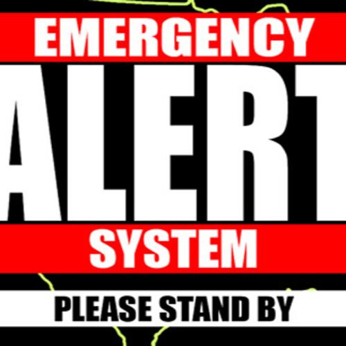 Default emergency alert