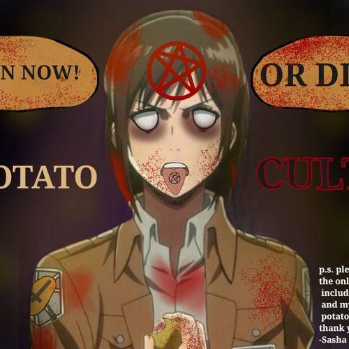 Default potato cul