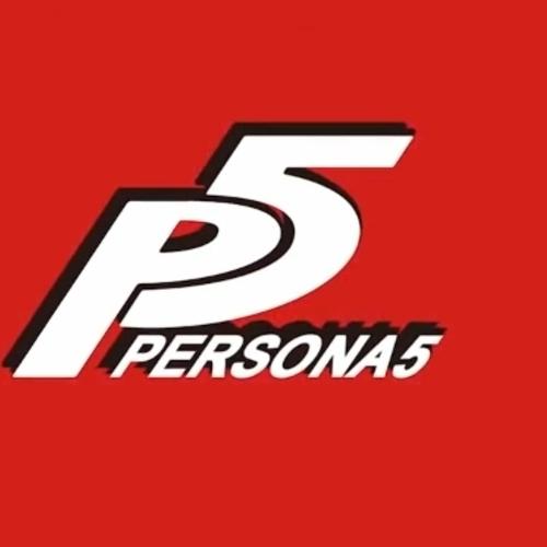 Default default persona 5 logo