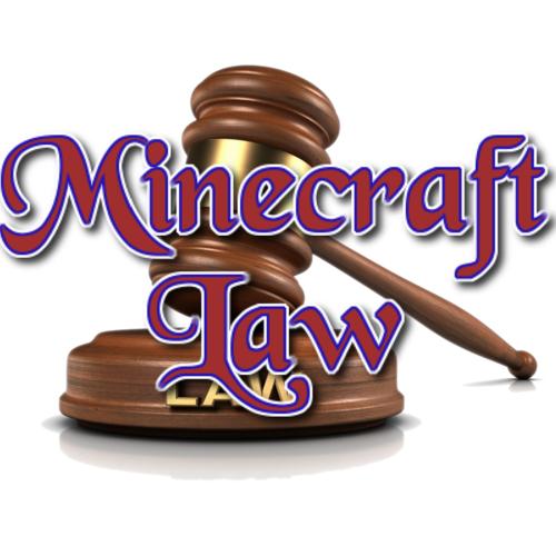 Default minecraft law   logo