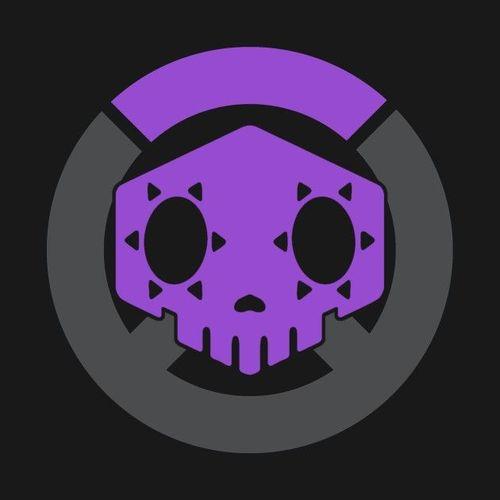 Default sombra overwatch symbol