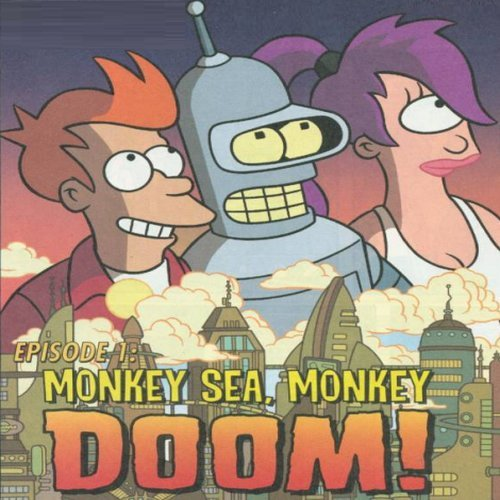 Default futurama comics   episode 1   monkey sea  monkey doom