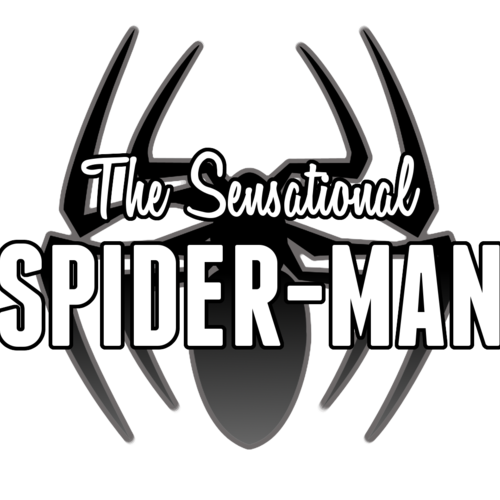 Default sensational spider man logo