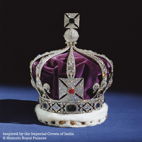 Default imperial crown of india 4