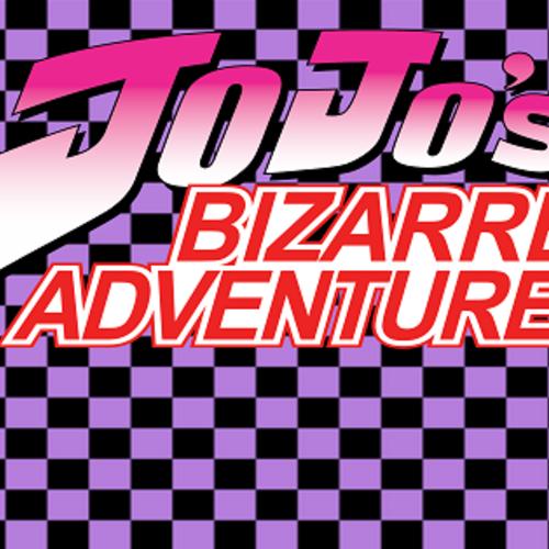 Default jojo s bizarre adventure logo