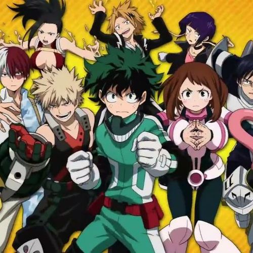 Default my hero academia season 3 release date confirmed in shonen jump manga boku no hero academia anime in 2018