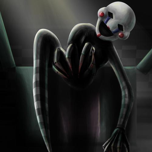 Default fnaf   puppet marionette by gaminghedgehog d8tlrlv