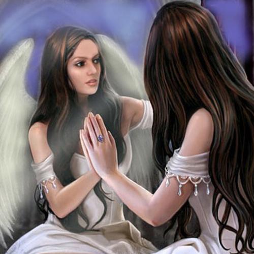 Default magic mirror angel 4